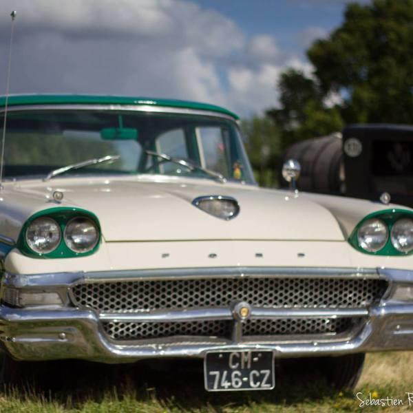 Ford Custom 1958